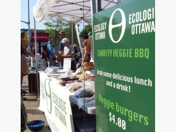 Ecology Ottawa S Great Glebe Green Garage Sale Central