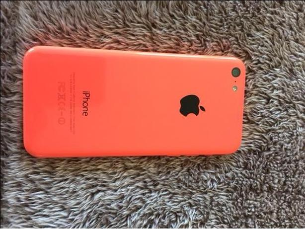 iphone 5C 16 GB  Tangerine