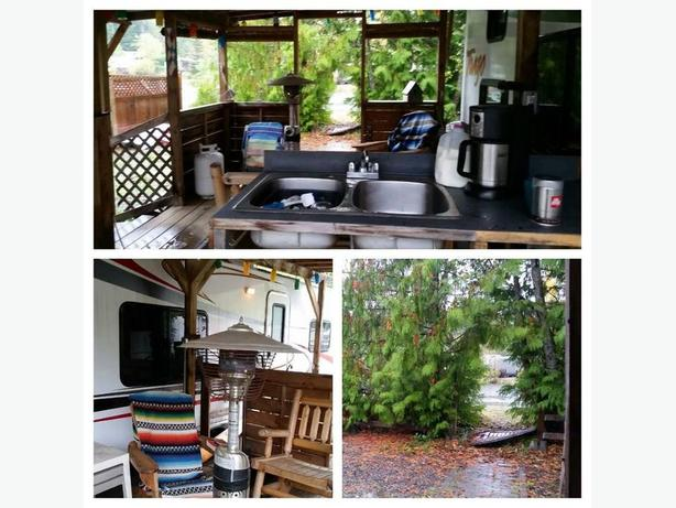 BEACHFRONT Property in Spider Lake Springs RV Resort