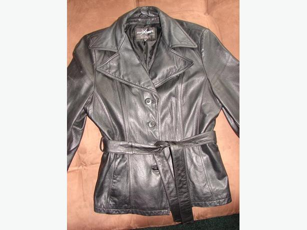 Ladies XL Maxima Wilsons leather Jacket!!