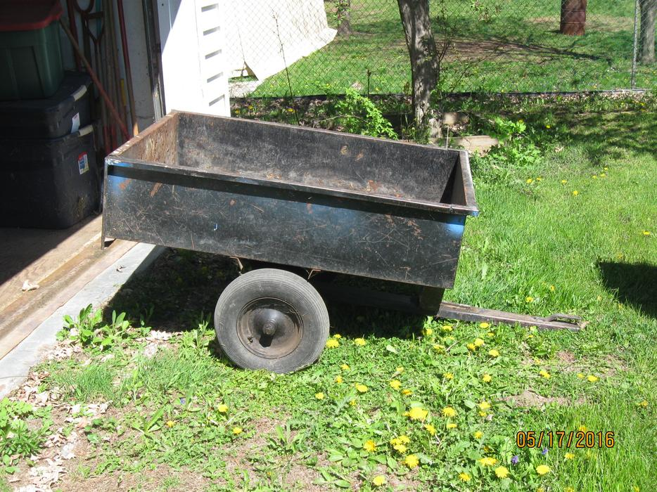 Maple Ridge Dump >> Utility / Dump trailer Osgoode, Ottawa - MOBILE