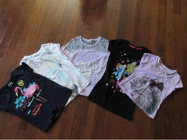 Brand name girls' clothing