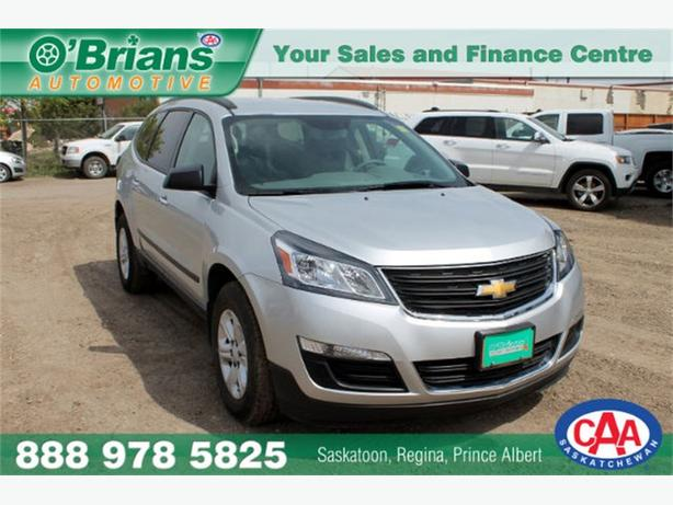 2016 Chevrolet Traverse LS - AWD REV CAM