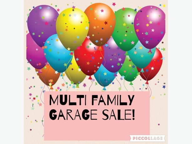 Multi Family Garage Sale May 20th Amp 21st East Regina