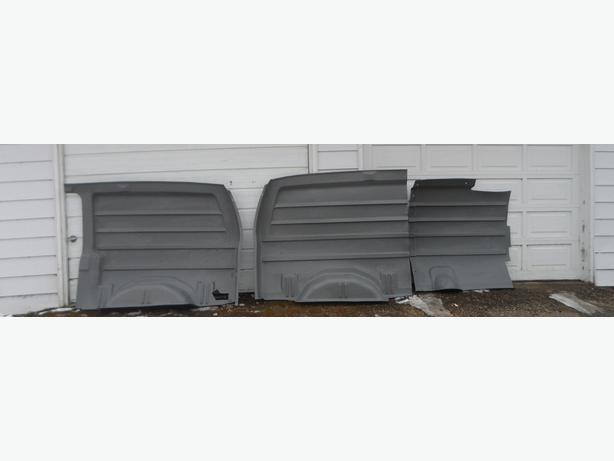 FORD E150 VAN PROTECTIVE WALL AND FLOOR PANELS