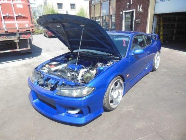 JDM 2000 Nissan 240SX Silvia S15