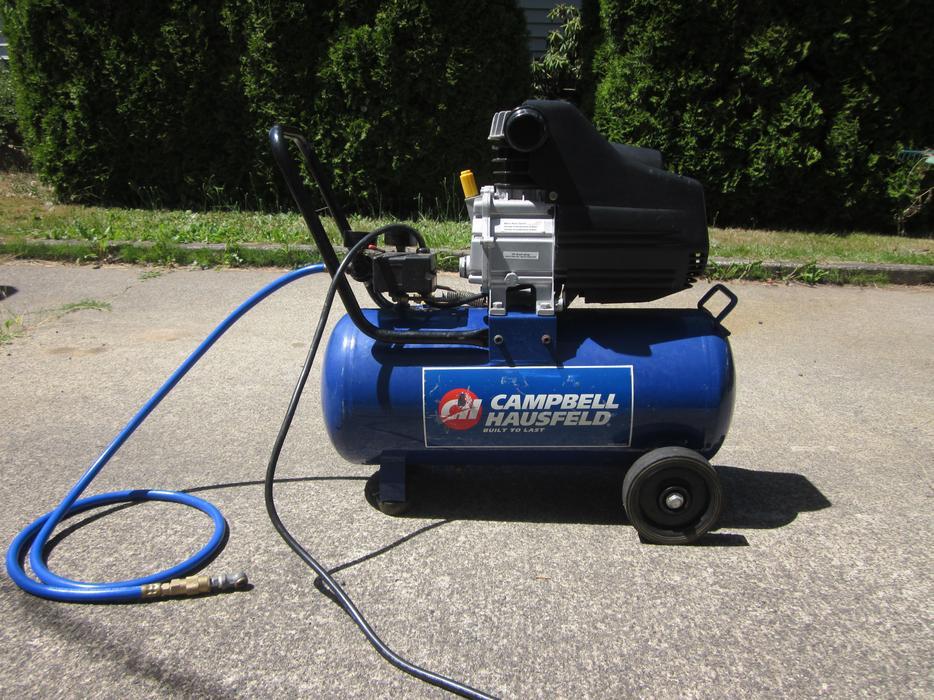 Campbell Hausfeld Air Compressor Wl604006af : Campbell hausfeld gallon air compressor parksville