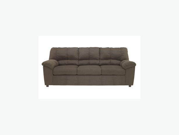 New Zyler Coffee Sofa
