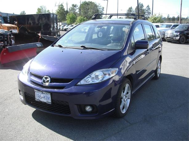 2006 mazda mazda5 sport with 3rd row seating outside nanaimo nanaimo. Black Bedroom Furniture Sets. Home Design Ideas
