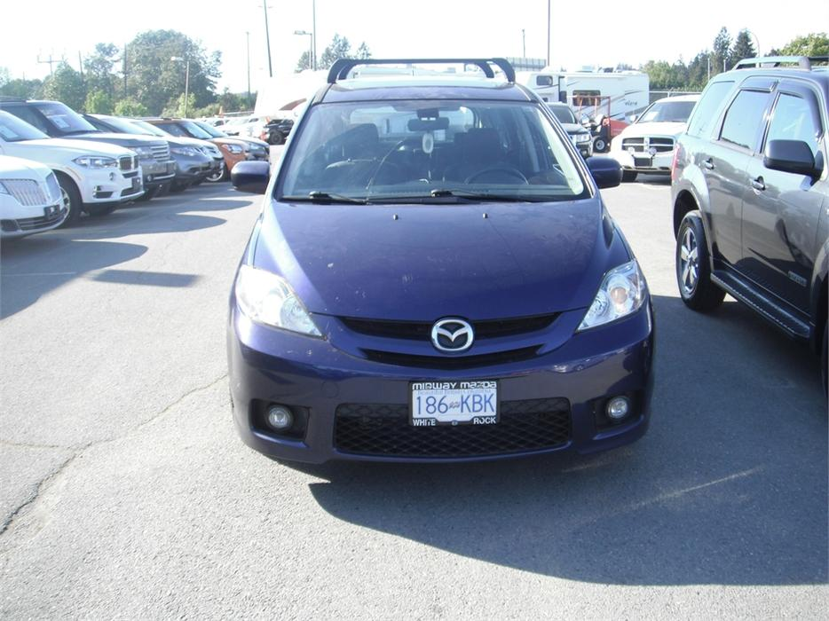 2006 mazda mazda5 sport with 3rd row seating outside edmonton area edmonton. Black Bedroom Furniture Sets. Home Design Ideas
