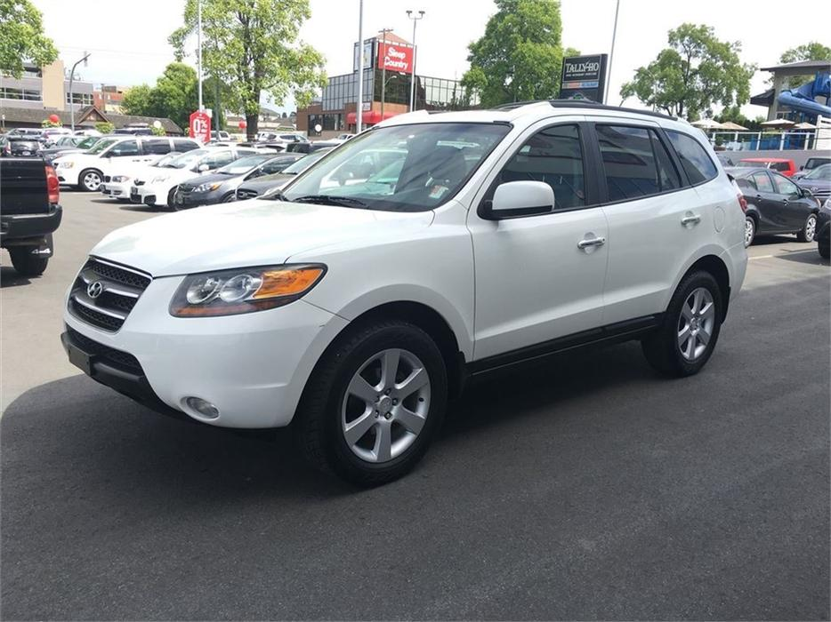 2007 Hyundai Santa Fe Gls 5pass No Accidents Local
