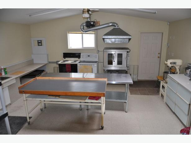 Commercial Kitchen For Rent East Regina Regina