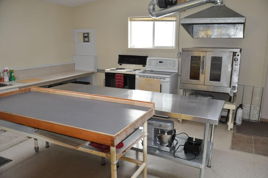 Commercial Kitchen For Rent Brampton