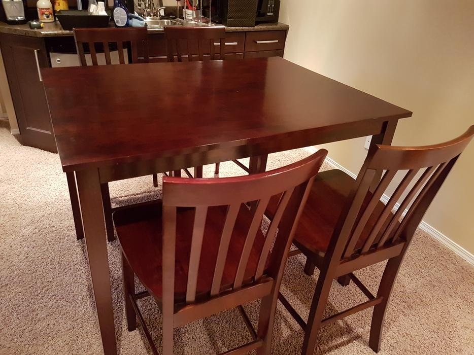 5 piece dining room table north regina regina for Dining room tables kelowna