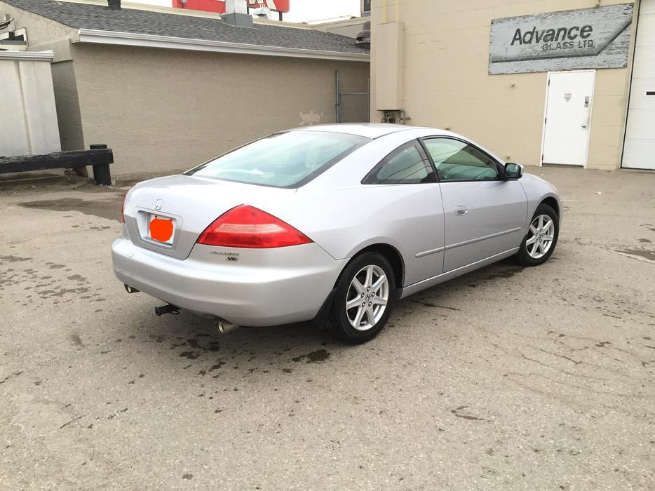 2003 honda accord coupe ex v6 3 0 central regina regina for 2003 honda accord ex sedan
