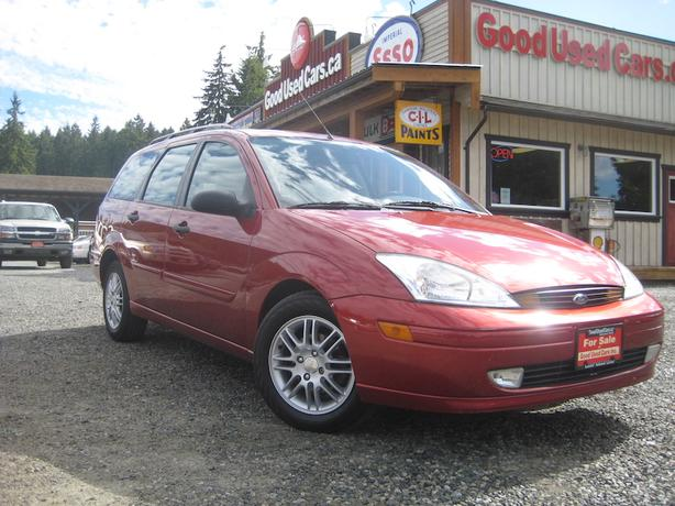 2002 ford focus wagon only 146000 kms outside nanaimo. Black Bedroom Furniture Sets. Home Design Ideas