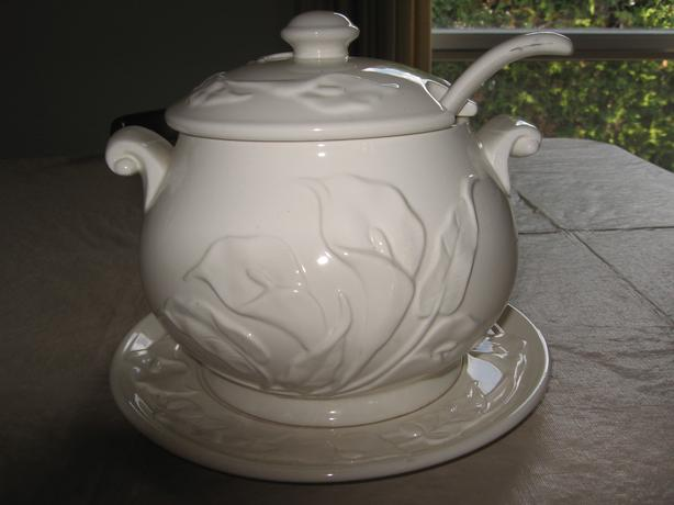 NEW PRICE: Soup Tureen