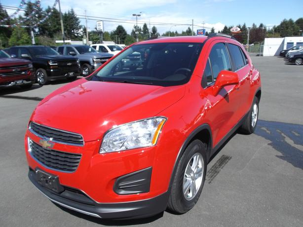 2014 chevy trax lt awd for sale outside okanagan okanagan. Black Bedroom Furniture Sets. Home Design Ideas