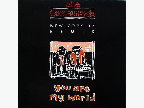 The Communards - You Are My World (New York Remix)
