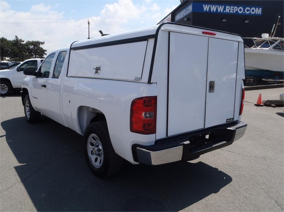 New Chevrolet Silverado 1500 Creston >> 2011 Chevrolet Silverado 1500 Extended Cab Short Box 2WD with Canopy Burnaby (incl. New ...