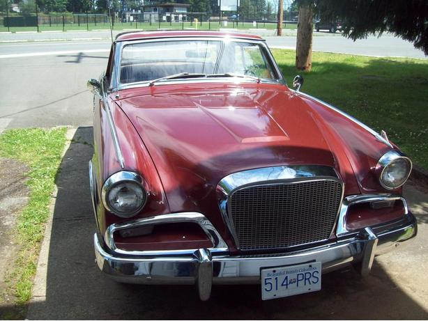 WANTED: WANTED: 1962 STUDEBAKER GRANTURISMO HAWK PARTS CAR