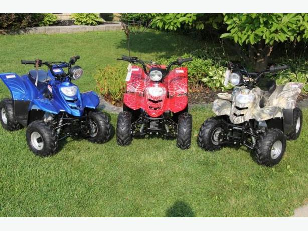 WANTED:  ATV