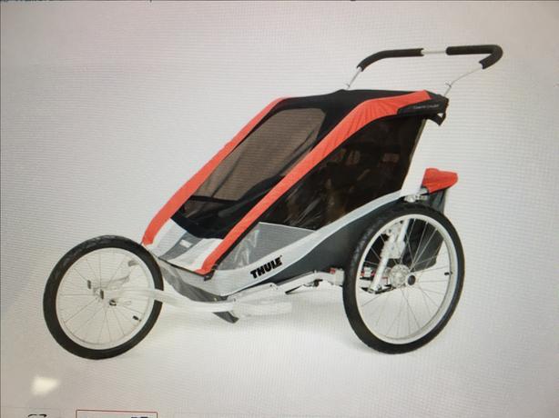 chariot cougar 2 multisport trailer nepean gatineau. Black Bedroom Furniture Sets. Home Design Ideas