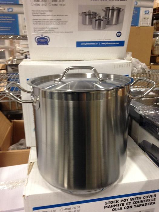 how to clean stainless steel pots &amp
