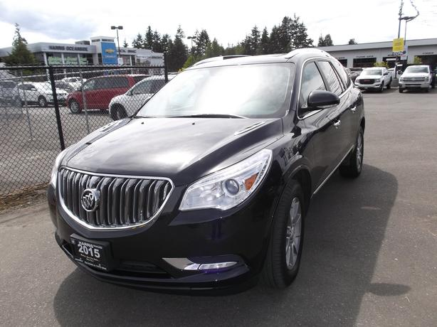 2015 buick enclave awd for sale outside cowichan valley cowichan. Black Bedroom Furniture Sets. Home Design Ideas
