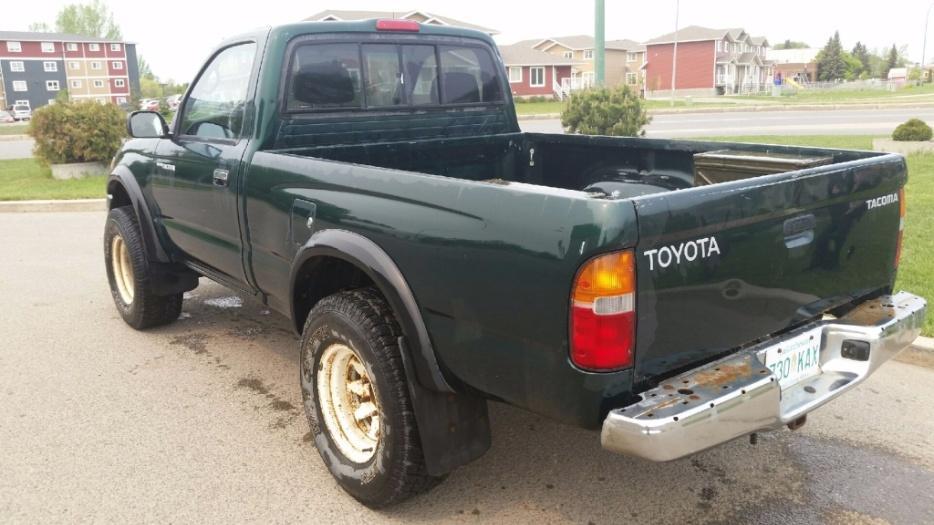 99 Toyota Tacoma 4x4 Other South Saskatchewan Location Regina