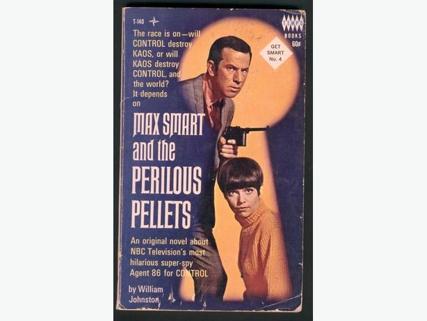 Max Smart And The Perilous Pellets Don Adams