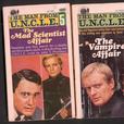 12 Man From UNCLE Paperbacks Robert Vaughn David McCallum