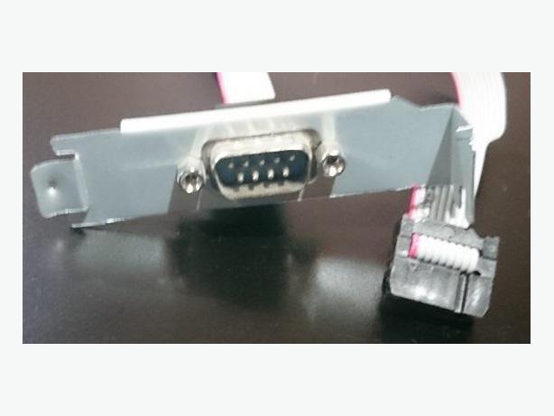 Com Port Card Extension Header