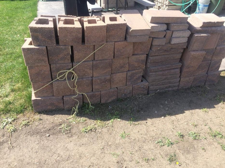 Landscaping Bricks East Regina Regina