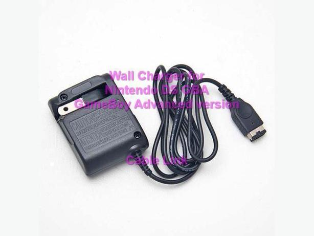 Wall Travel Charger for Nintendo DS NDS GBA Gameboy Advanced