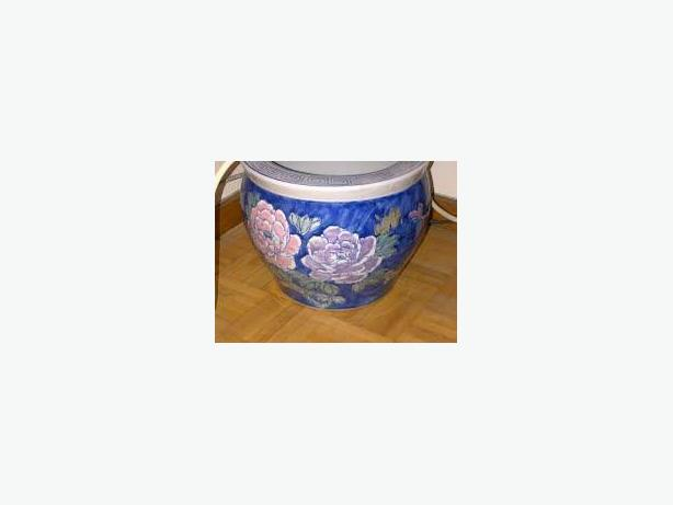 Planter Pots Ceramic Oriental Designer