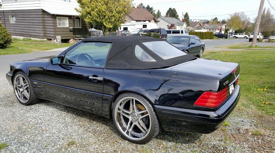Mercedes Benz Houston North >> !!!1996 Mercedes Benz SL600 LOWERED PRICE!!! Saanich, Victoria