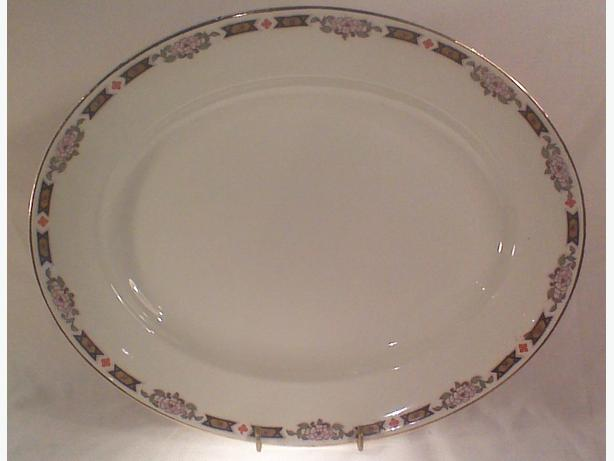 Vintage early 1900s Wedgwood & Co. platter