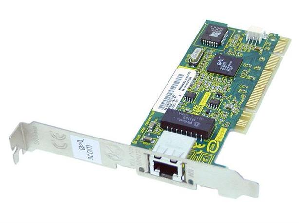 PCI Ethernet cards - 100/10 MB/s & (with Coaxial) - 10 MB/s