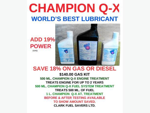 SAVE 18% ON GAS, DIESEL & HEATING OIL