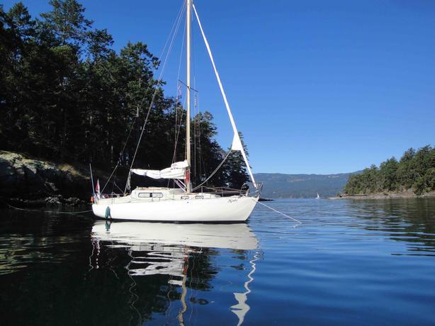 27 Albin Vega Sailboat For Sale Oak Bay Victoria