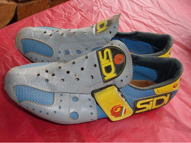 Sidi Cycling cleats (road bike shoes)-2 pairs