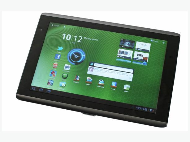 Rooted Acer Iconia 10.1 A500 Tablet