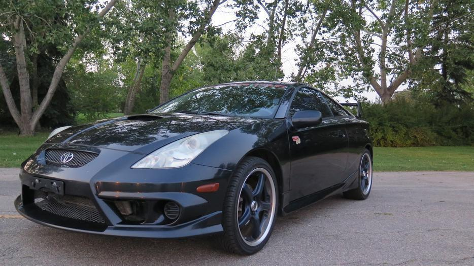 2003 toyota celica gts trd east regina regina mobile. Black Bedroom Furniture Sets. Home Design Ideas