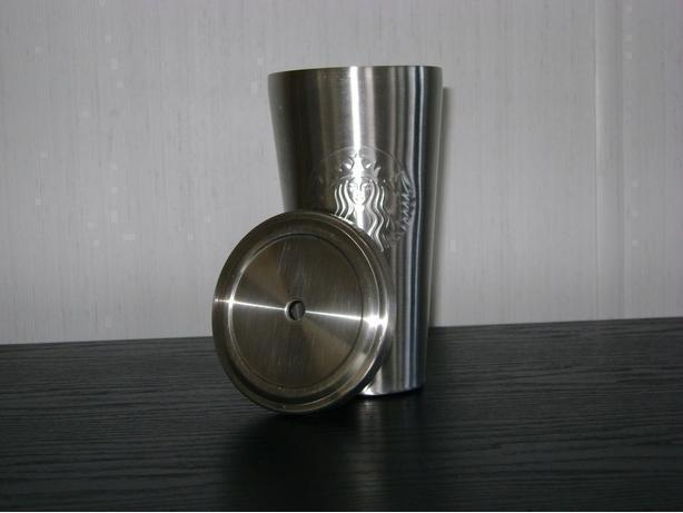 Starbucks stainless steel container