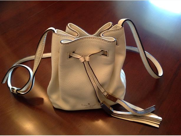 KATE SPADE BUCKET PURSE