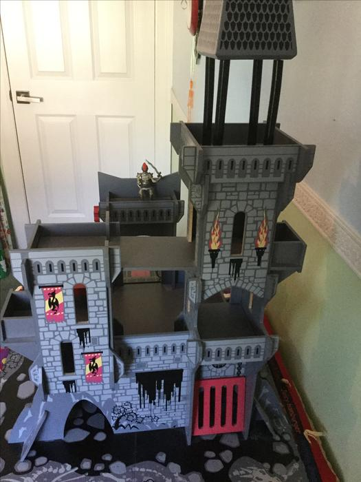 woodland adventures tower of doom instructions