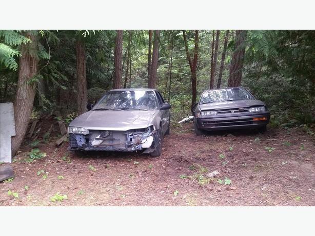 Accord Parts, Honda, 1990 - 1993
