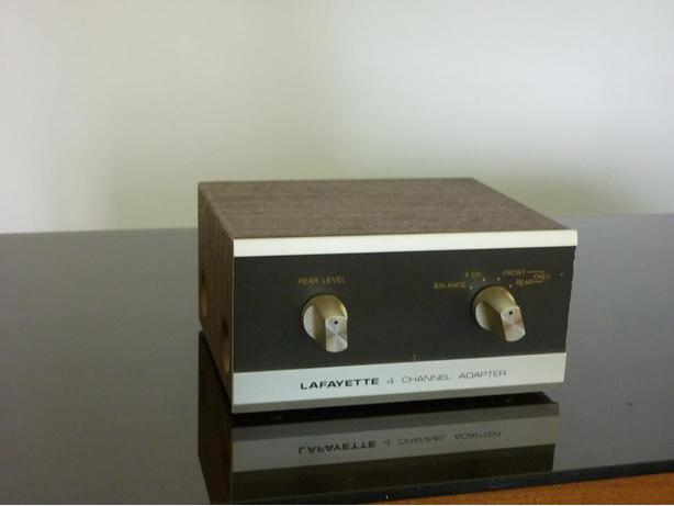 VINTAGE LAFAYETTE 4 CHANNEL QUADROPHONIC  ADAPTER