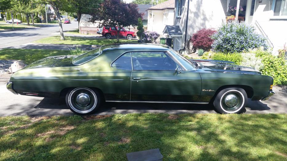 1972 Chevrolet Bel Air 2 Door Hardtop Victoria City
